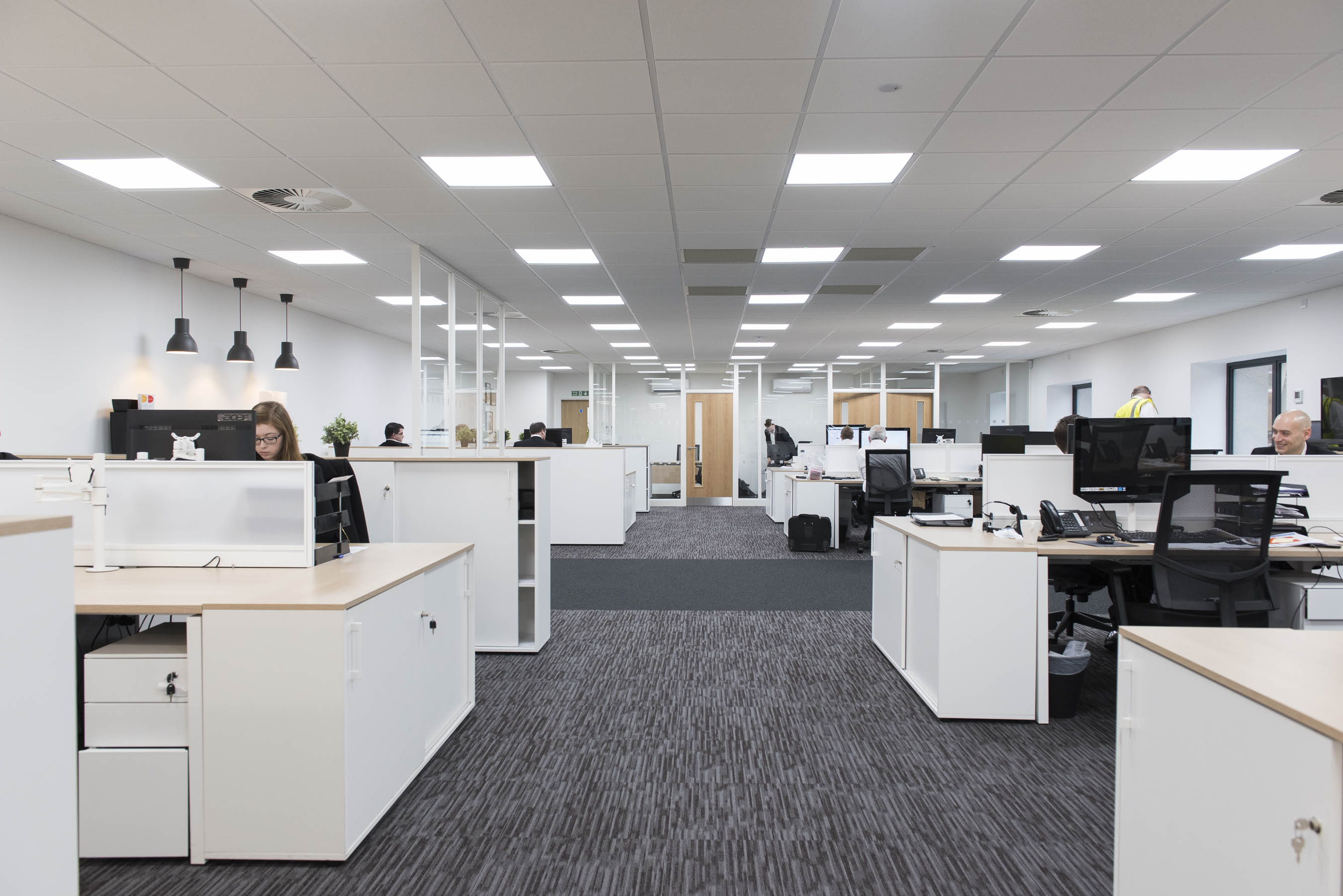 Norwich Office Fit Out