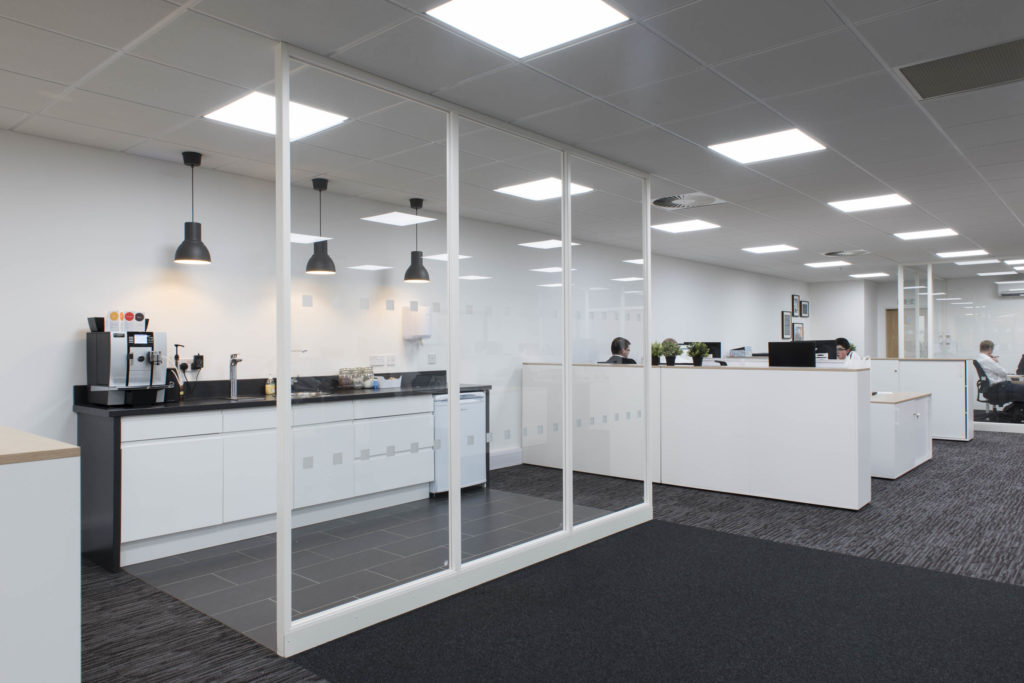 Office Tea Point Fit Out Norwich